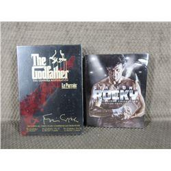Godfather & Rocky DVD Sets