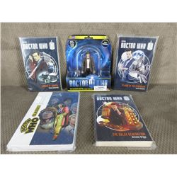 Doctor Who - 4 - Books &  The Eleventh Doctor
