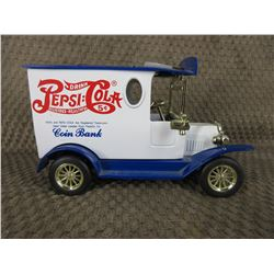 Pepsi-Cola Coin Bank
