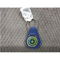 Plymouth Key Fob - Blue