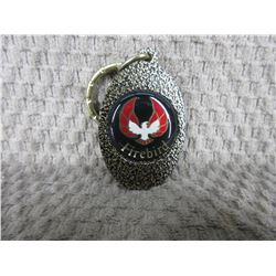 Firebird Key Fob - Metal