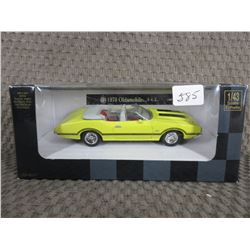 1970 Oldsmobile 4-4-2 - 1/43 City Cruiser - Unopened