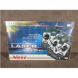 Hitec Laser 4&6 FM Radio Control System