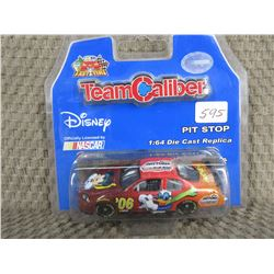 Disney Team Caliber 1/64 Daytona 500 - Unopened