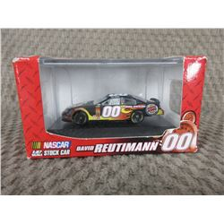 Burger King David Reutimann #00 1/87