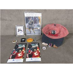 Selection of Sports Memorabilia