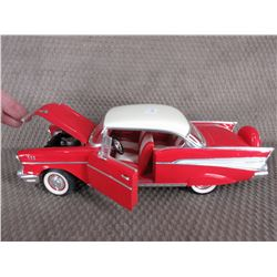 1957 Chevrolet Belair 1/18