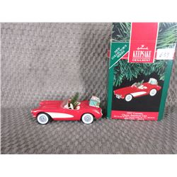 Hallmark Ornament 1957 Corvette made 1991