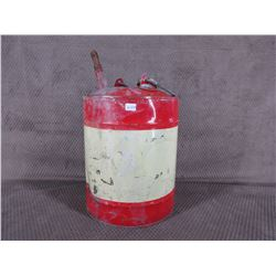 Vintage Metal Gas Can