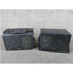 Sanyo Car Speaker Model SP795AC