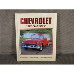 Chevrolet 1955 to 1957 Book