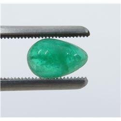 Pear Shaped Emerald