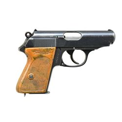 EARLY PRODUCTION .22 CAL. PPK W/ 90 DEGREE SAFETY.