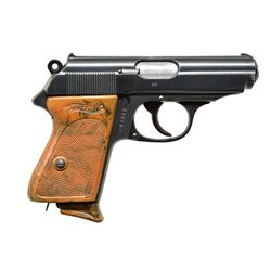 FINE CONDITION WALTHER PPK W/ RZM (REICH PARTY
