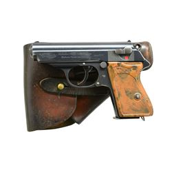 """FINE CONDITION EAGLE """"C"""" MARKED PPK W/ CROWNED """"N"""""""