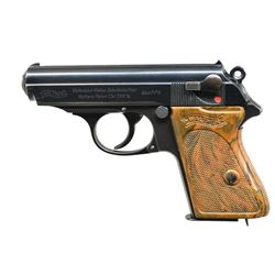SUPERB CONDITION EARLY PRODUCTION WALTHER PPK W/