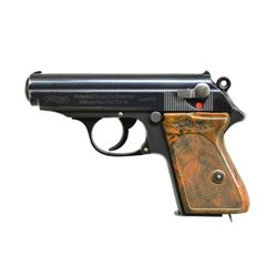 PREWAR PRODUCTION MODEL PPK.