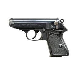 EARLY PRODUCTION PPK W/ 90 DEGREE SAFETY.