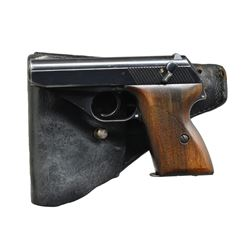 WWII GERMAN ARMY ACCEPTED MAUSER HSc VARIATION 1