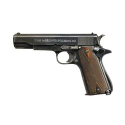 STAR GERMAN PROOFED MODEL B SEMI-AUTO PISTOL.