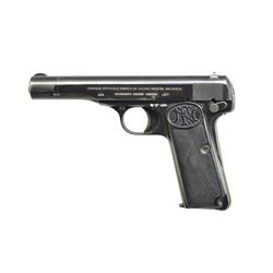 FN GERMAN PROOFED MODEL 1922 SEMI-AUTO PISTOL.