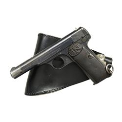 FN MODEL 1922 DUTCH POST WAR SEMI-AUTO PISTOL.