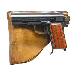 FEMARU MODEL 37M SEMI-AUTO PISTOL.
