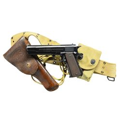 COLT 1911A1 PRE WWII GOVERNMENT COMMERCIAL MODEL