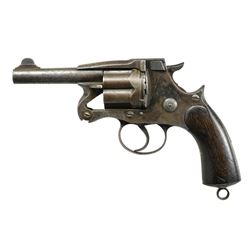 ENFIELD 1884 DATED MARK II REVOLVER.