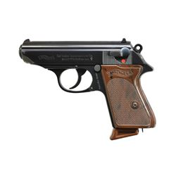 WALTHER PPK PISTOL.