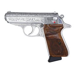 SMITH & WESSON / WALTHER AMERICAN MODEL PPK/S