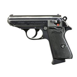 WALTHER PPK/S PISTOL.