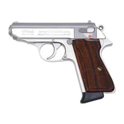 2 POST WAR WALTHER PISTOLS.