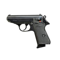 WALTHER PPKS IN 9MM KURZ IMPORTED BY INTERARMS.