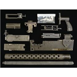 ISRAELI MODEL BROWNING 1919 A4 PARTS KIT.