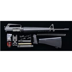 EARLY COLT AR15 SPORTER PARTS KIT & ACCESSORIES.