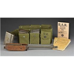 BROWNING AUTOMATIC RIFLE MAGS & ACCESSORIES.