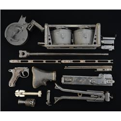 MG42 PARTS & ACCESSORIES.