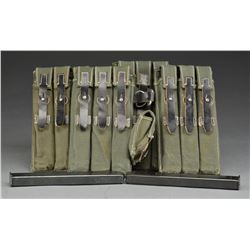 MP40 POUCHES & MAGS.