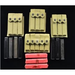 ASSORTED 20 & 30 RD. THOMPSON STICK MAGS.