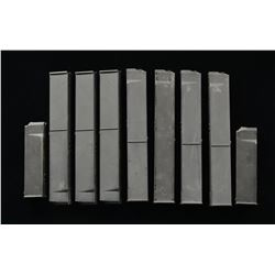 9 ZYTEL M11/9 SMG MAGS.