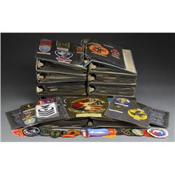 GARGANTUAN LOT OF AMERICAN MILITARY PATCHES.