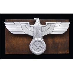 WWII GERMAN BOXCAR/TRAIN EAGLE.
