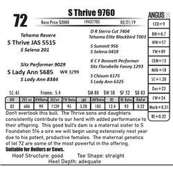 S Thrive 9760