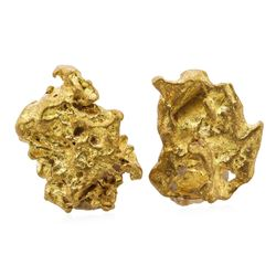 Lot of 1.70 Gram Total Weight Australian Gold Nuggets
