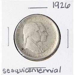 1926 Sesquicentennial Commemorative Half Dollar Coin