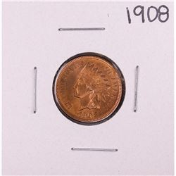 1908 Indian Head Cent Coin