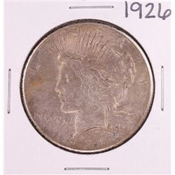 1926 $1 Peace Dollar Silver Coin