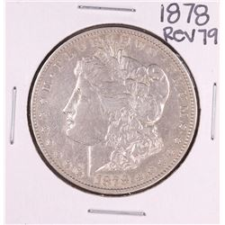1878 Reverse of 79' $1 Morgan Silver Dollar Coin