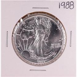 1988 $1 American Silver Eagle Coin